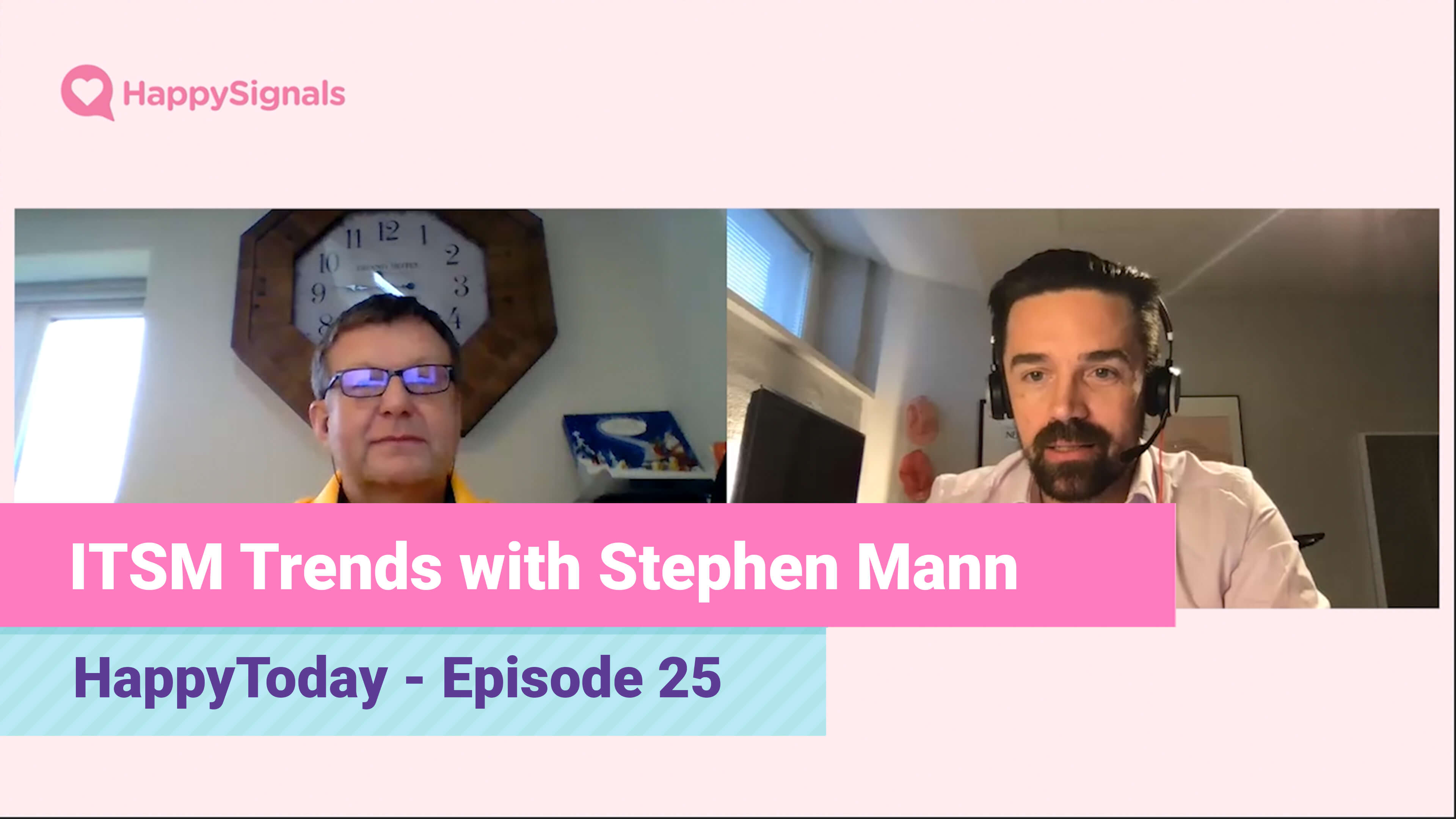 25. ITSM Trends with Stephen Mann (TINY)