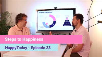 Episode 23 - Steps to Happiness Cover