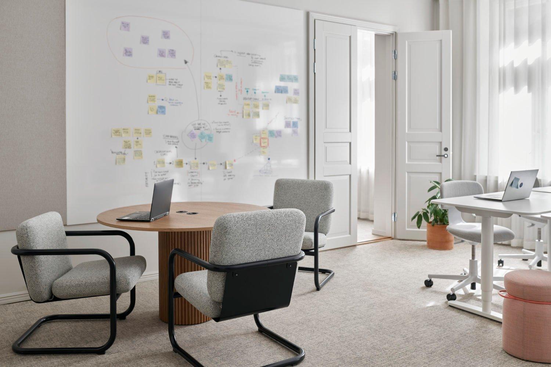 HappySignals office