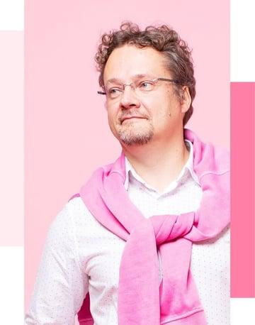 HappySignals CEO Sami Kallio side image