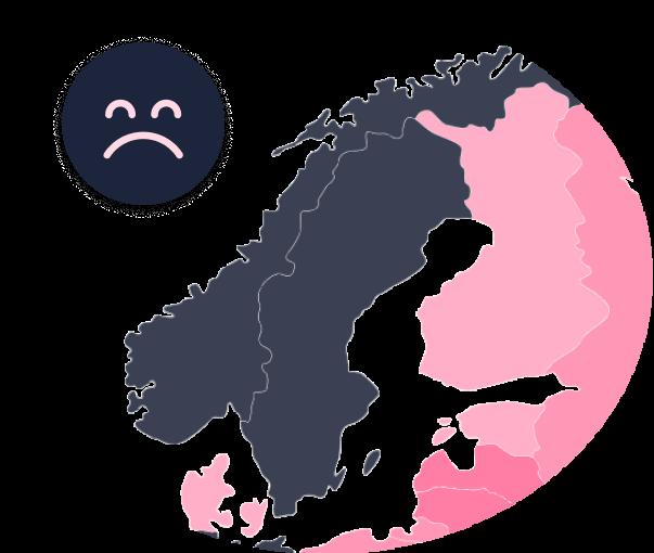 remote work-sweden norway